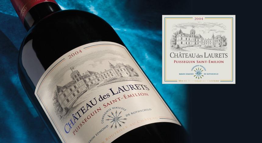 Kết quả hình ảnh cho chateau des laurets 2012